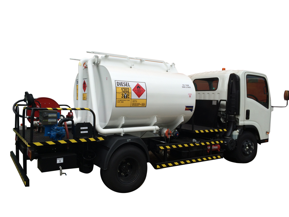 AeroMobiles - Products: Fuel Bowser